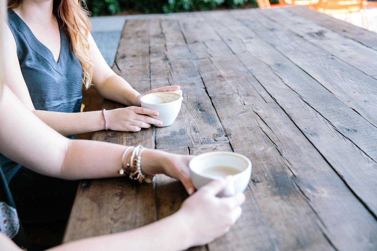 Kávézó barátnők