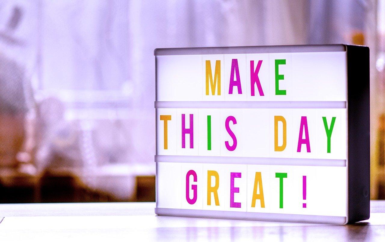 Tedd széppé ezt a napot